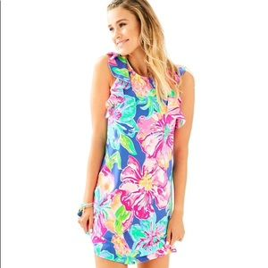 Lilly Pulitzer Esmeralada Dress, Adorable!